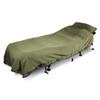 ABODE, Contoured, Memory, Foam, Bedchair, Mattress, Topper, Carp, Fishing, Bed, Cover, pillow