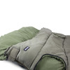Abode 5 Season Peach Skin Hollow Fill Easy-Arm Carp Fishing Sleeping Bag