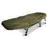 Abode Waterproof Nylon Wipe Clean Bedchair Bed Chair Rain Cover.