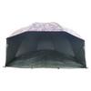 "Abode Night & Day 60"" DPM Camo Oval Umbrella Carp Session Brolly"