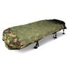 Abode, Camo, Fleece, Topped, Carp, Fishing, Camping, Bedchair, DPM Cover