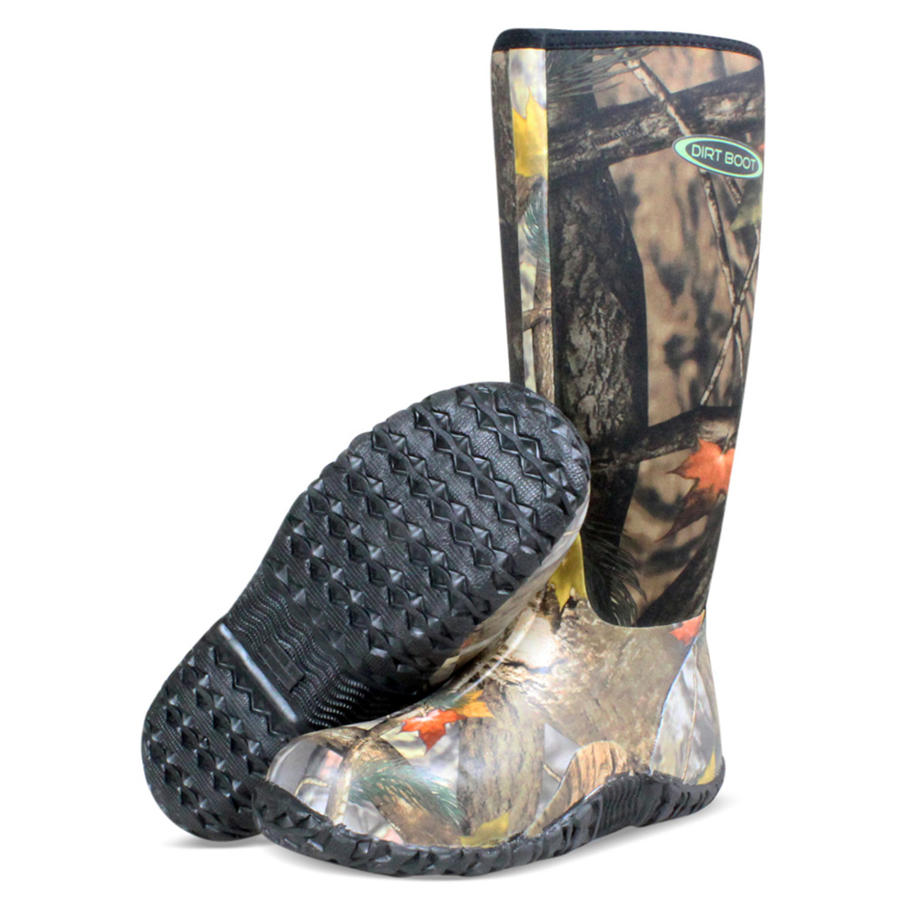 Dirt Boot® Neoprene Wellington Sock Fishing Hunting Muck Socks Camo