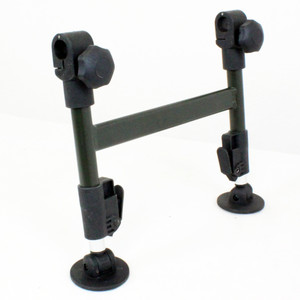 Abode, Double, Clamp-On, Adjustable, Bedchair, Support, Leg