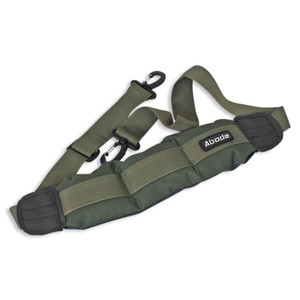 Abode, Adjustable, Padded, Carp, Fishing, Bedchair, Chair, Carry, Strap