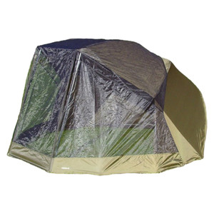 Abode Bivvy/Brolly Umbrella Mosquito Mozzi Mesh Insect Over Wrap Panel