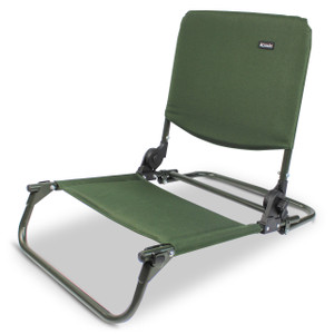 Abode, DLX, Oxford, Bed, Buddy, Recliner, Bedchair, Sit, On, Chair, camping, festival