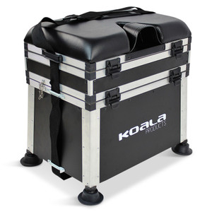 Koala, Products, Super, Alloy, Carp, Coarse, Sea, Fishing, Seat, Box, Tackle, Pleasure, angling