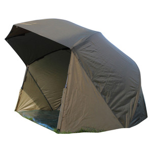 "Abode Night & Day 60"" Oval Umbrella Carp Session Brolly"