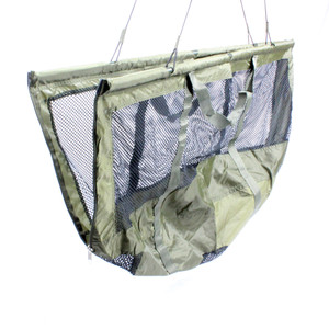 Abode, Carp, Coarse, Fishing, DLX, Oxford, XL, Carp, Safety, Zip, Mesh, Weigh, Sling