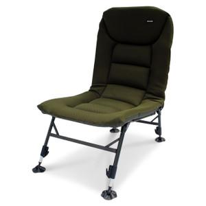 Abode Super Comfort Air-Mesh Neoprene Alloy Big-Boy Carp Fishing Camping Chair
