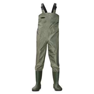 Dirt Boot Nylon Chest Waders 100% Waterproof Fly Coarse Fishing Muck Wader