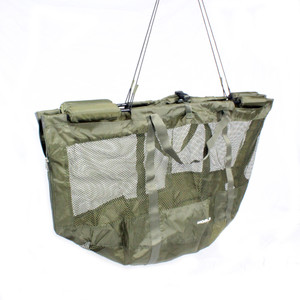 Abode Carp Coarse DLX Oxford XL Carp Safety Zip Mesh Floating Weigh Sling