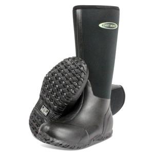 Dirt Boot Neoprene Wellington Muck Field Fishing Boots Wellies Ladies Mens Black