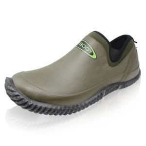 Dirt Boot, Neoprene, Carp, Fishing, Waterproof, Bivvy, Garden, Gardening, Slippers, outdoor, Shoes, Green