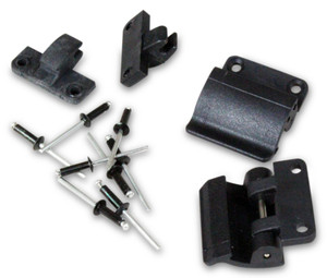 Koala Products Universal Seat Box Spare Hinge, Hinges Set