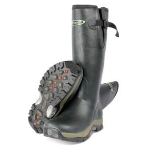 Dirt, Boot, Neoprene, Rubber, Wellington, Muck, Boot, Pro, Sport, Green, fishing