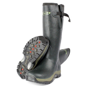 Dirt, Boot, Neoprene, Rubber, Wellington, Muck, Boot, Pro, Sport, Green, fishing