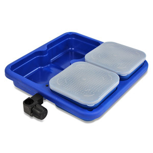 Match Station Mod-Box Add-On Universal Bait Side Tray, Detachable Maggot Box