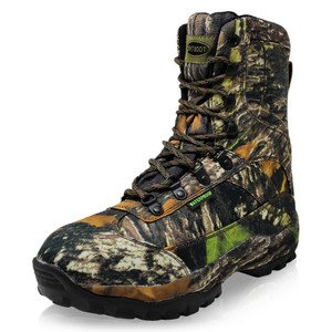 Dirt Boot, Waterproof, Hiking, Ankle, Muck, Boot, Hunt, Camo