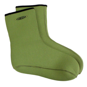 DIRT, BOOT, Neoprene, Wellington, Sock, Fishing, Hunting, Muck, Socks, Green