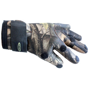 DIRT, BOOT, Neoprene, Fishing, Camo, Gloves, Folding, Fingers, Shooting, Hunting, M, L, XL
