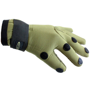 DIRT, BOOT, Neoprene, Fishing, Green, Gloves, Folding, Fingers, Shooting, Hunting, M, L, XL