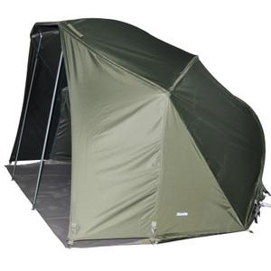 Abode AirTexx 9 Rib Oval Umbrella Brolly 10000HH Shelter