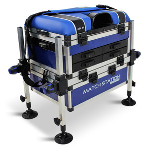 Match, Station, AS5, Drawer, Alloy, Pro, Sport, Seat, Box, seatbox, fishing, tackle