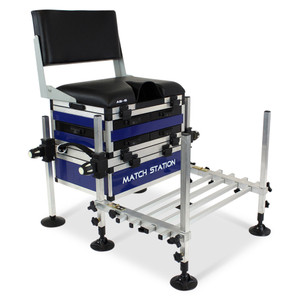 Match, Station, AS5, Drawer, Alloy, Pro, Sport, Seat, Box, Back, Rest, &, Footplate, seatbox