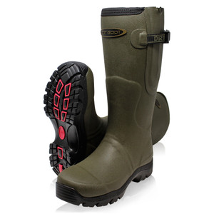 Dirt Boot, Neoprene, Fleece, Lined, Rubber, Wellington, Muck, Wellies, Thermal, Winter, Boots