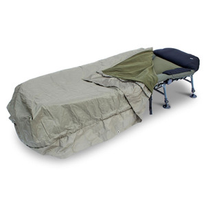 Abode Airtexx Breathable Light Weight Fleece Bedchair Blanket Carp Fishing Bed Cover