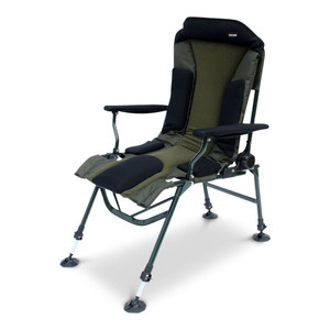 ABODE, Carp, Fishing, Camping, Folding, Easy, Arm, Long, Leg, Recliner, Sport, Chair