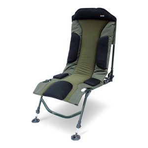 ABODE, Carp, Fishing, Camping, Folding, Bedchair, Bed, Buddy, Sit, On, Sport, Chair