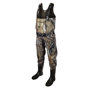 Dirt Boot Mallard Marsh Camo Neoprene Chest Waders 100% Waterproof Coarse Fishing Muck Wader