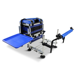 Match, Station, AS7, Drawer, Alloy, Pro, Sport, Seat, Box, seatbox, fishing, tackle, spray bar, side tray