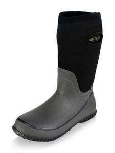 Dirt Boot Rip-Stop Neoprene Wellington Ladies Low-Cut Muck Boots