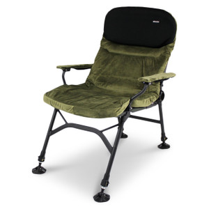 ABODE, Memory, Foam, Carp, Fishing, Camping, Easy, Arm, Recliner, Chair
