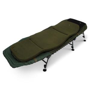 ABODE, Contoured, Memory, Foam, Bedchair, Mattress, Topper, Carp, Fishing, Bed, Cover