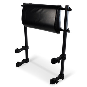 Koala Products Universal Fishing Tackle Seat Box Padded Lumbar Support Back Rest