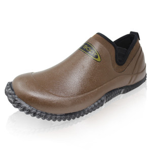 Dirt Boot, Neoprene, Carp, Fishing, Waterproof, Bivvy, Garden, Gardening, Slippers, outdoor, Shoes, Brown