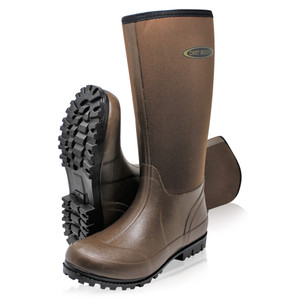 Dirt, Boot, Neoprene, Wellington, Muck, Boot, Hunt, Brown