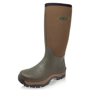Dirt, Boot, Neoprene, Wellington, Muck, Boot, Pro, Sport, Brown, wellies, wellibob, wellibobs, wellingtons