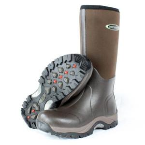 Dirt, Boot, Neoprene, Wellington, Muck, Boot, Pro, Sport, Brown, wellies, wellibob, wellibobs, wellingtons