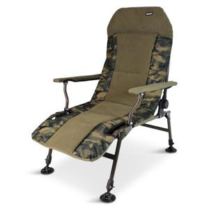 Abode, Urban, Camo, Carp, Fishing, Camping, Lazy, Armchair, Recliner, Chair