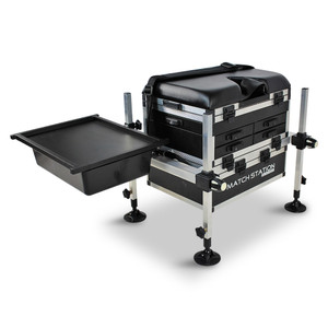 Match, Station, AS5, Drawer, Alloy, Pro, Sport, Seat, Box, &, Side, Tray, seatbox, Black Edition