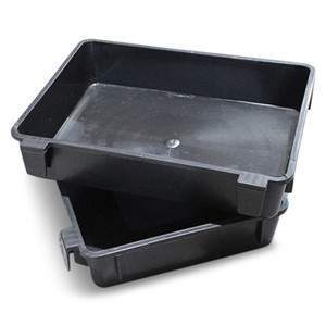 2 x Koala Products Team Seat box Side Tray Black