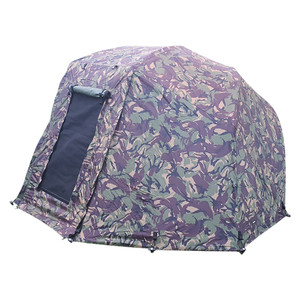 "ABODE, Night, Day, 60"", Oval, Umbrella, Overwrap, carp, fishing brolly, wrap, DPM, Camo"