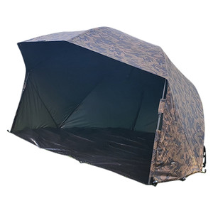 "Abode, Night, Day, 60"", Camo, Oval, Umbrella, Carp, Session, Brolly"