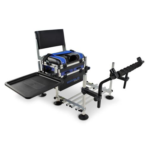 Koala, KS3, System, Seat Box, Back Rest, Footplate, Spray Bar, Side Tray