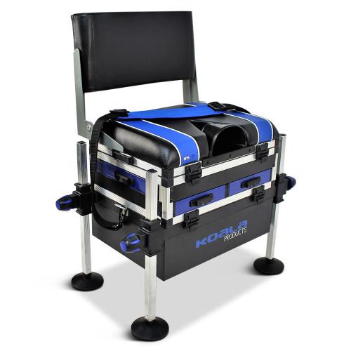 Koala, Products, KS3, System, 3 Drawer, Seat, Box, seatbox, Draw, & Back Rest